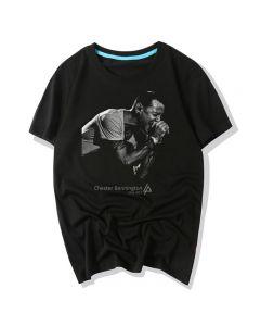 Linkin Park Chester Bennington T-shirts Cotton Tee Shirts