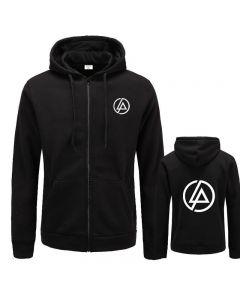 Linkin Park Full-Zipper Hoodie Fleece Jackets