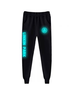 Linkin Park Luminous sweatpants Elastic Waist Jogger Pant