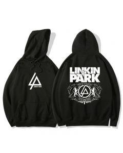 Linkin Park Pullover Hoodie Fleece Hoody with Pockets