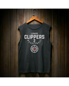 Los Angeles Clippers Kawhi Leonard Number 2 Tank Top