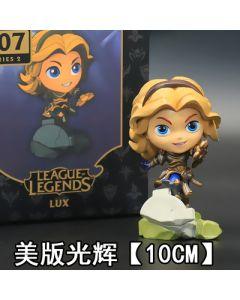 League of Legend Lux LOL Doll PVC Action Figure
