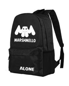 Marshmello Backpack Students Bag School Bag