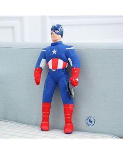 Marvel Avengers Captain America Soft Plush Doll Toy