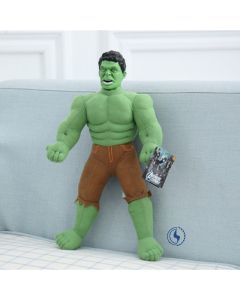 45cm Marvel Avengers Hulk Plush Soft Stuffed Toys Doll