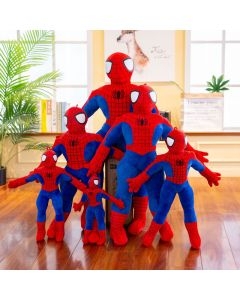 Marvel Avengers Spider-Man Soft Plush Doll Toy