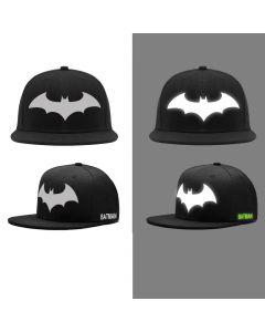 Marvel Batman Luminous Snapback Caps Baseball Cap Hat