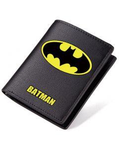 DC Batman PU Leather Bifold Wallet