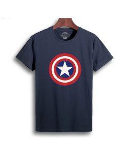 Marvel Captain America Short Sleeve Tee Shirt