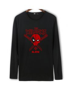 Marvel Deadpool Long Sleeve Tee Shirt