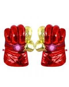 Marvel Iron Man Gloves Plush Toy Dolls