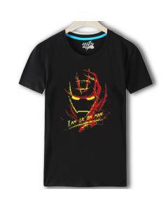 Marvel Iron Man Short Sleeve Shirt