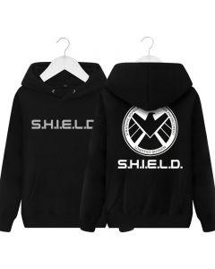 Marvel's Agents of S.H.I.E.L.D. Pullover Hoodie Fleece Sweatshirt