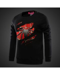 Marvel Spiderman Hoodie Sweatshirt No zipper
