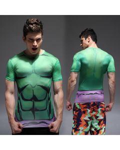 Marvel The Incredible Hulk Fitness T-Shirt