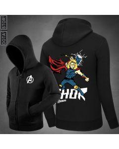 Marvel Thor Pullover Hoodie Sweatshirt