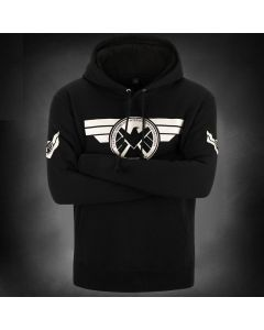 Marvle S.H.I.E.L.D. Men's Pullover Fleece Sweatshirt