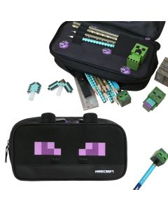 mincecraft-enderman-pencil-case-canvas-school-supplies