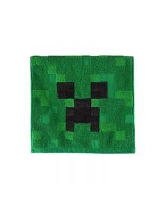 Minecraft Creeper Soft Towel