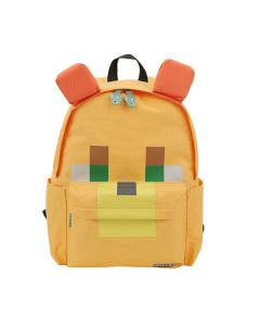 Minecraft Ocelots Canvas Backpack School Bag Student Bag