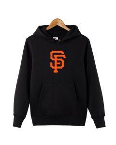 MLB San Francisco Giants Pullover Hoodie Fleece Sweatshirt