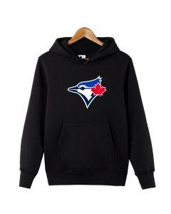 MLB Toronto Blue Jays Pullover Hoodie Fleece Sweatshirt