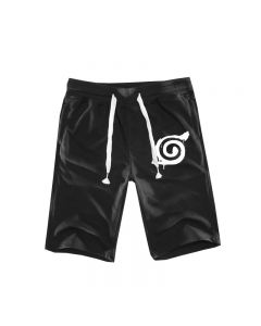 Naruto Knee-length Shorts Trousers