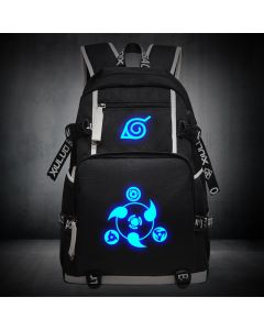 Naruto Luminous Backpack School Bag