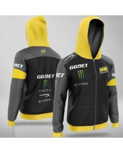 Natus Vincere Player Full Zip Jacket Outerwear