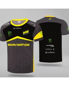 Natus Vincere Player Jersey Short Sleeve Tee Shirt