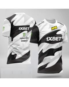 Natus Vincere Pro Jersey Uniform Tee Shirt