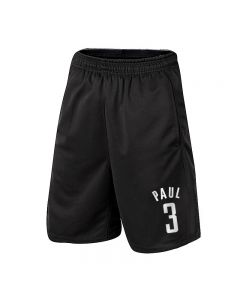 NBA Chris Paul Athletic Shorts Basketball Jogger with Pockets