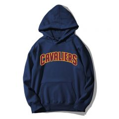 NBA Cleveland Cavaliers Printed Pullover Hoodie