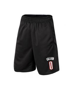NBA Damian Lillard Athletic Shorts Basketball Jogger with Pockets