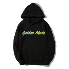 NBA Golden State Printed Pullover Hoodie