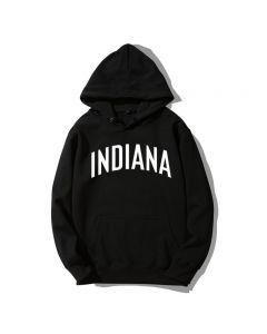 NBA Indiana Printed Pullover Hoodie
