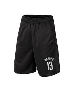 NBA James Harden Athletic Shorts Basketball Jogger with Pockets