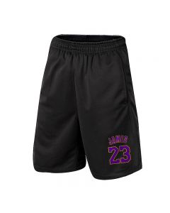 NBA LeBron James Athletic Shorts Basketball Shorts