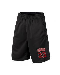 NBA Michael Jordan Athletic Shorts Basketball Jogger with Pockets