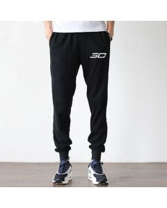 NBA Stephen Curry Sweatpants Fleece Trousers