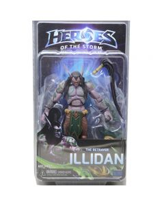 NECA Heroes of The Storm Demon Hunter Illidan Stormrage PVC Action Figure Model