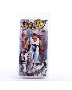 NECA Player Select Street Fighter IV Ryu Action Figure