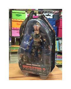 NECA Snake Predator Action Figure Collectible Model Toy,