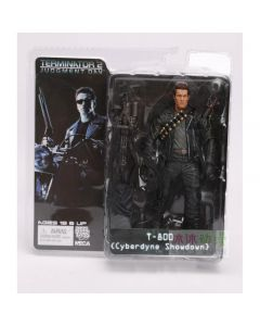 NECA The Terminator 2 T-800 Cyberdyne Showdown Action Figure