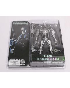 NECA The Terminator 2 T-800 Endoskeleton Action Figure