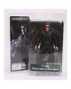 NECA The Terminator 2 T-800 Pescadero Escape Action Figure