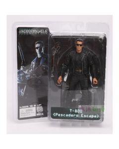 NECA The Terminator 2 T-800 Pescadero Escape Action Figure