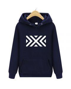 New York Excelsior Fleece Hoodie Long Sleeve Sweatshirt