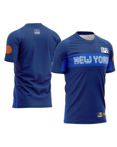 New York Excelsior Player Jersey Short Sleeve T-shirt