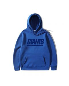 NFL New York Giants Cotton Pullover Hoodies Sweatshirt